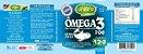 Ômega 3 700mg 120 caps  Óleo de Peixe - Unilife Vitamins - Imagem 2