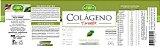 Dermfix Colágeno em pó sabor  Matcha, abacaxi e Hortelã 200g - Unilife Vitamins - Imagem 3