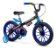 Bicicleta Aro 16 Infantil Tech Boy Azul/Pto Masculina  - Imagem 1