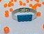 Pulseira Prata 8 Dot Bricks - Imagem 1