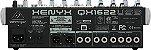Mesa de Som Behringer Xenyx QX1622 USB 16 Canais - Imagem 4