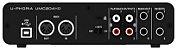 Interface de Áudio Behringer U-Phoria UMC204HD Midas USB - Imagem 5