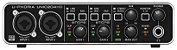 Interface de Áudio Behringer U-Phoria UMC204HD Midas USB - Imagem 2