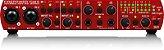 Interface de Áudio Behringer Firepower FCA610 Midas USB - Imagem 2