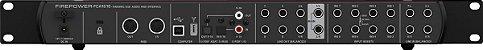 Interface de Áudio Behringer Firepower FCA1616 Midas USB - Imagem 3