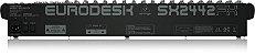 Mesa de Som Behringer Eurodesk SX2442FX 20 Canais - Imagem 5