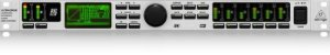 Crossover Behringer Ultradrive DCX2496 LE - Imagem 2