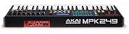 Teclado Controlador Akai Professional MPK249 USB 49 Teclas - Imagem 5