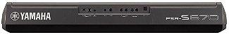 Teclado Arranjador Yamaha PSR S670 61 Teclas c/ Pendrive Ritmo - Imagem 7