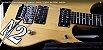 Guitarra Washburn N2 Vintage Nuno Bettencourt Signature Natural com Capa - Imagem 3