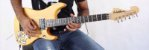 Guitarra Washburn N2 Vintage Nuno Bettencourt Signature Natural com Capa - Imagem 4