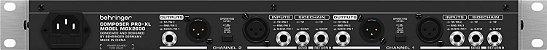 Processador Behringer Composer PRO-XL MDX2600  - Imagem 4