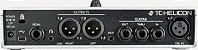 Pedaleira Multi-Efeitos TC Helicon Play Electric para Voz - Imagem 4