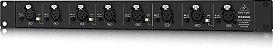 Splitter de Microfone Behringer Ultralink MS8000 Ultra Flexible 8 Canais - Imagem 2