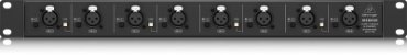 Splitter de Microfone Behringer Ultralink MS8000 Ultra Flexible 8 Canais - Imagem 1