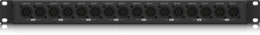 Splitter de Microfone Behringer Ultralink MS8000 Ultra Flexible 8 Canais - Imagem 3