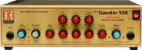 Cabeçote Eden WT550 Traveler Bass 500w para Contrabaixo - Imagem 2