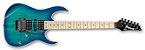 Guitarra Ibanez RG370 AHMZ Blue Moon Burst com Floyd Rose - Imagem 4