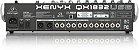 Mesa de Som Behringer Xenyx QX1832 USB 14 Canais - Imagem 2