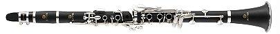 Clarinete Jupiter JCL700N Bb Niquelado com Case - Imagem 3