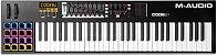 Teclado Controlador M-Audio CODE 61 USB/MIDI 61 Teclas Preto - Imagem 2