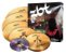 Kit de Pratos Zildjian ZBT 390 Super Pack ZBTP390 14HH+14,16,18CR+20RIDE + 10SP - Imagem 1