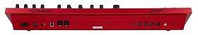 Teclado Sintetizador Roland JD-Xi Limited Edition Red - Imagem 9