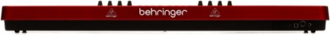 Teclado Controlador Behringer UMX610 U-Control USB com Interface de Áudio 61 Teclas - Imagem 5