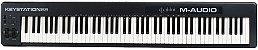 Teclado controlador M-Audio Keystation 88 VII USB  88 Teclas - Imagem 2