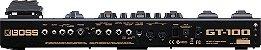 Pedaleira Boss Effects Processor GT100 para Guitarra - Imagem 4