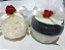 kit Sabonete Perfumado e Pasta Esfoliante.  - Imagem 1
