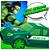 Carrinho Pickup Vigilante Verde - Imagem 3