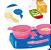 Kit Fogãozinho c/ Panelinhas Kitchen Alive (10 Peças) - Imagem 3