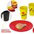 Kit Cozinha Infantil c/ comidinhas Mickey Disney - Imagem 3