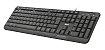 Teclado Ziva Multimedia Keyboard Usb Preto - 22047 - Trust - Imagem 2
