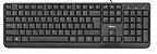 Teclado Ziva Multimedia Keyboard Usb Preto - 22047 - Trust - Imagem 1