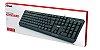 Teclado Ziva Multimedia Keyboard Usb Preto - 22047 - Trust - Imagem 4