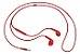 Fone de Ouvido EG920 Earphone Vermelho - Samsung - Imagem 6