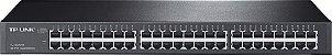 Switch Rack 48 Portas Gigabit TP-Link TL-SG1048 10/100/1000 Mbps - TP-Link - Imagem 1