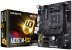 Placa Mãe Gigabyte GA-AB350M-DS2, AMD AM4, mATX, DDR4 - Gigabyte - Imagem 1