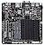 Placa Mãe Gigabyte GA-IMB4005TN-M Celeron Dual Core DDR4 - Gigabyte - Imagem 1