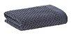 Toalha rosto yumi 48x80 cinza Buddemeyer - Imagem 1