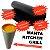 Manta Kitchen Grill TTK 40x33cm - Imagem 1