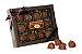 CHOCOLATE BELGA COM AMÊNDOAS 120G - Imagem 1