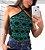 Body Feminino Tricô Verão Boho Tricot Atacado promoção - Imagem 1