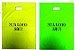 Sacola Plástica Personalizada Boca Vazada (Boca de Palhaço) - Imagem 1