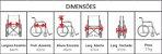Cadeira de Rodas Active Max NM - Imagem 2