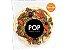 Pizza Vegana Mix de Cogumelos 250g - Imagem 1