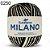Barbante Milano 200gr Cor 250 Preto EuroRoma - Imagem 1
