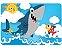 Quebra Cabeça Tubarão 24 Peças 0998 Pais & Filhos  - Imagem 2